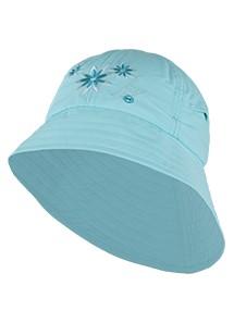 UV Sonnenhut 'caribic' mint für Kinder mit UPF 80 Grösse 50-52 von hyphen