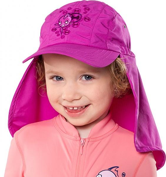 UV  Sonnenhut 'baton rouge' für Kinder mit UPF 80 Grösse 42-44 von hyphen