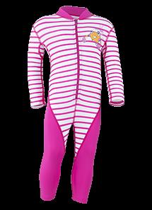 Kinder Overall 'tenkie striped magli/magli' von Hyphen mit UPF 80